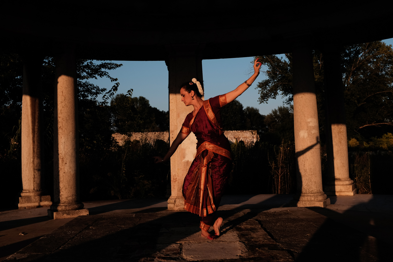 Dharana Associazione danza classica indiana Bharata Natyam indiana Caterina Bragantini 1513
