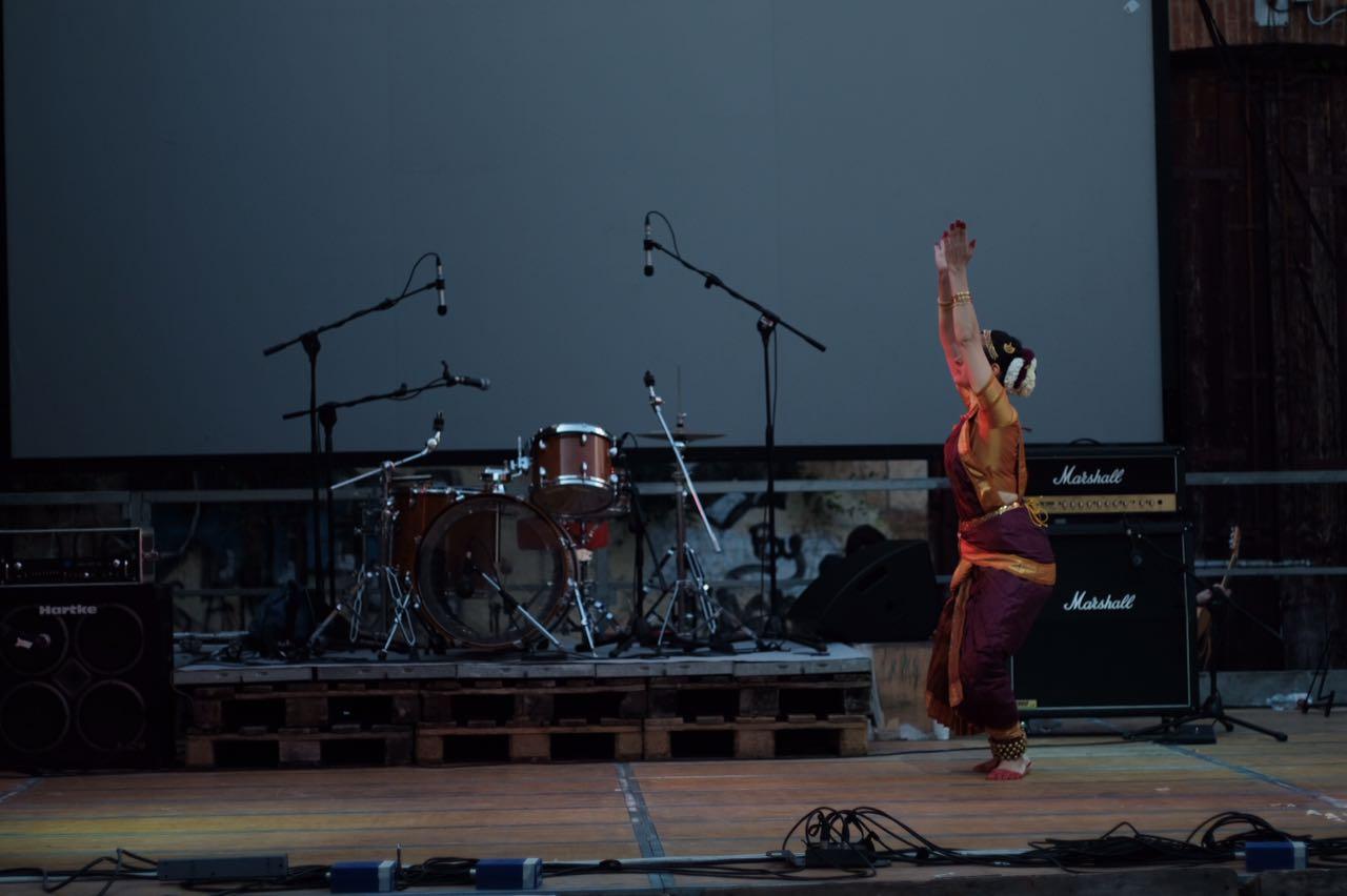 Dharana Associazione danza classica indiana Bharata Natyam indiana Caterina Bragantini